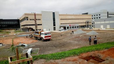 Photo of 597-bed UG Medical Centre lies idle one year after inauguration