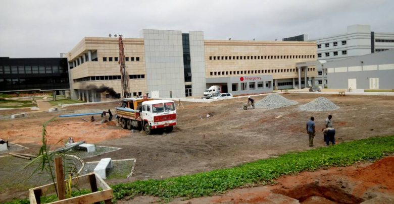 597-bed UG Medical Centre lies idle one year after inauguration