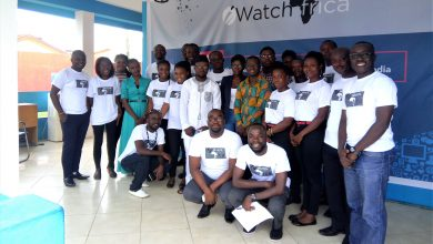 Photo of Pictures: Official Launch of the iWatch Africa Transparency Project