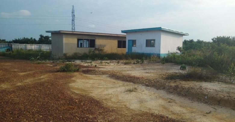 42 square acres of land for the Sekondi district hospital project