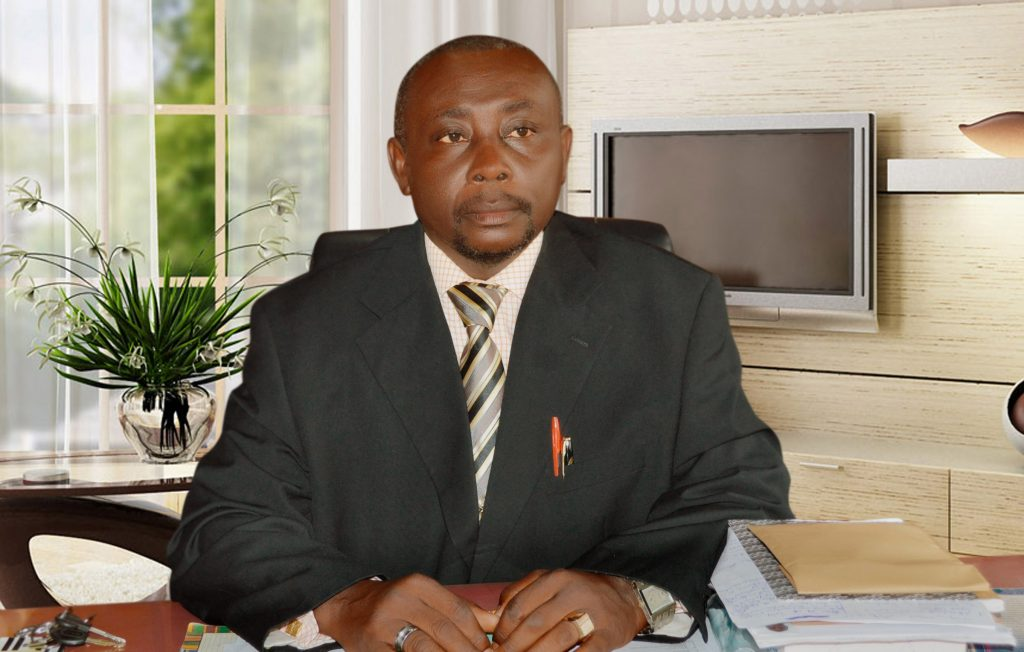 Headmaster of Adisadel College William Kusi-Yeboah