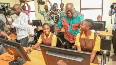 Government affordable housing for teachers & free SHS Wifi project yet to commence