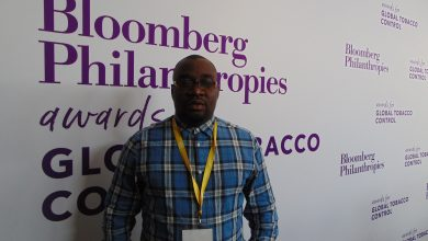 iWatch Africa's Policy and Content Director attend GlobalConference on Health or Tobacco