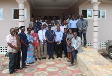 'Together Against Corruption Project' successfully launched in the Volta Region