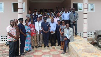 Photo of 'Together Against Corruption' Project stakeholders meeting held at Star Villa Hotel