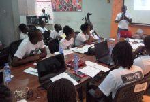iWatch Africa traning program in 2017