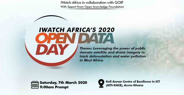 iWatch Africa's 2020 Open Data Day Forum