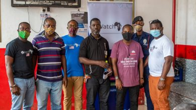 Photo of iWatch Africa holds maiden town hall meeting at 37 Military Lorry Station