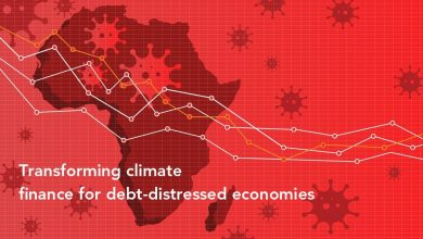 Photo of Transforming climate finance for debt-distressed economies during COVID-19
