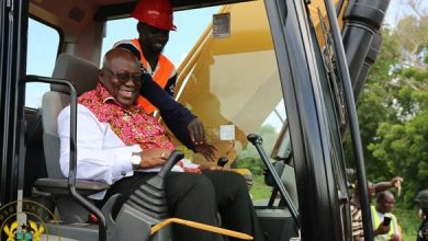 Photo of Akufo-Addo gov't fails to deliver promised 65 earth dams two years after budget commitment