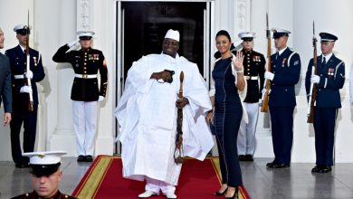 Photo of Ex-Gambia president looted US$363 million public funds, owned 281 properties