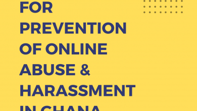 Photo of Guidelines for Prevention of Online Abuse and Harassment in Ghana